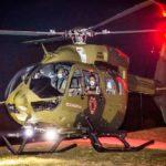 La Fuerza Aérea de Ecuador recibe un tercer H145