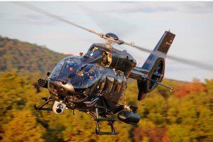 Airbus Helicopters finaliza la primera campaña de tiro del H145M armado con HForce
