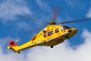 La flota de helicópteros H175 de NHV alcanza las 10.000 horas de vuelo