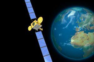 Tras 17 años de servicio el satélite Hispasat 1C ha sido llevado a la órbita cementerio