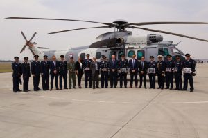 Airbus Helicopters reconoce a la FAM