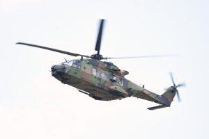 La unión entre Thales Españay Europavia se adjudica el contrato por el mantenimiento de los helicópteros del E.T.