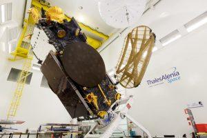 Lanzamiento exitoso del satélite de comunicaciones Hellas Sat 3