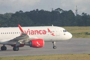 Avianca Brasil con diez aeronaves menos
