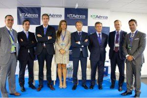 IT Aérea acoge I Encuentro Sectorial de la Industria Aeronáutica