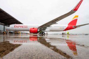 A321neo, Iberia Express