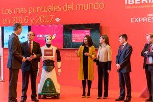 Iberia presenta su transformación digital en FITUR 2018