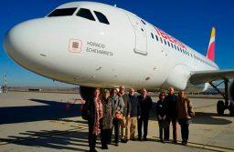 Iberia celebra el 90º aniversario del inicio de sus vuelos