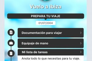 Vueling lanza EVA, un asistente virtual de viaje en el móvil