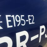 Primer E195-E2 entregado. Entrevista a John Slattery