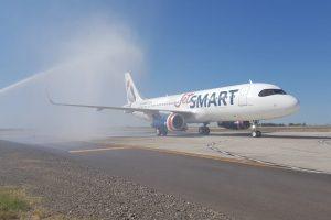 JetSmart comienza operaciones en la Argentina