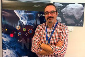 Relevo en la coordinación del NEOCC de la ESA en ESRIN