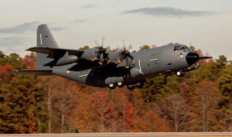 KC-130J ,Hercules
