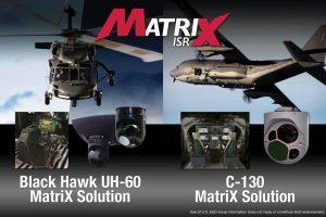 L3 WESCAM lanza kits de soluciones de sistemas MatriX ISR para plataformasde ala fija y rotatoria