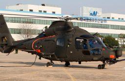 KAI comienza las pruebas en tierra del helicóptero LAH