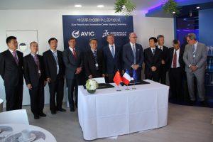 Dassault Systèmes se une a AVIC para fundar un Centro Conjunto de Innovación Industrial Chino-Francés