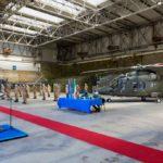 Leonardo entrega primer helicóptero de entrenamiento AW169 al ejército italiano