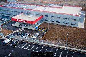 Leonardo inaugura su nueva instalación de sistemas aéreos en L'Aquila
