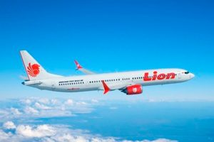 Lion Air Group adquiere 50 aviones 737 MAX 10