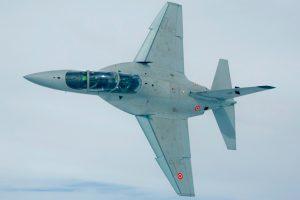 Dos nuevos M-346 llegan a la Base del Ala 61 de la Fuerza Aérea Italiana