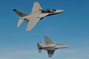 La Fuerza Aérea Italiana recibe el decimoctavo M-346