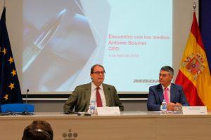 MBDA abrirá una nueva planta industrial en España