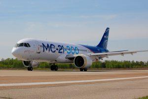 Irkut Corporation y Angara Airlines firmaron un acuerdo de compra por tres MC-21