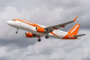 Easyjet transporta más de cinco millones de pasajeros en febrero
