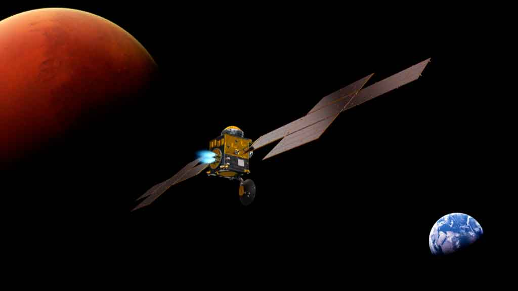 Misión Mars Samples Return