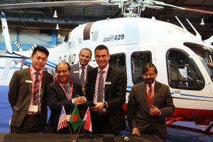 Meghna Aviation se convertirá en el primer operador de Bell 429 en Bangladesh