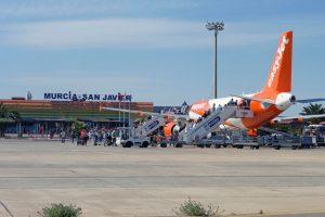 San Javier obtiene el premio a Mejor Aeropuerto Europeo en su categoría