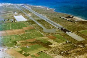 El Aeropuerto de San Javier cumple 50 años abierto al tráfico civil
