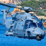 El Ejército del Aire español recibe su primer NH90