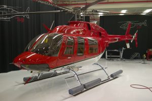 Newfoundland Helicopters selecciona el Bell 407GXP