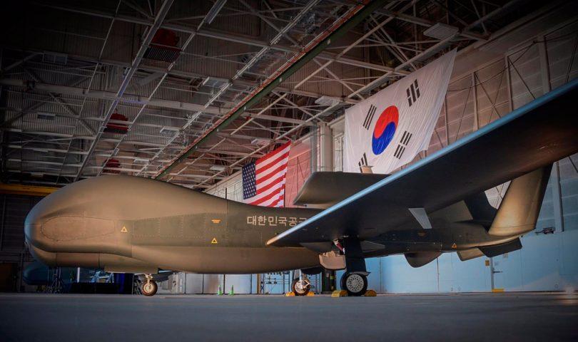 Northrop-Grumman, Global-Hawk, ROKAF.