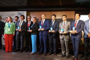 Aerotecnic recibe un remio a la excelencia en el sector aeronáutico
