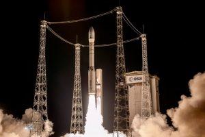 El satélite de observación de la Tierra OPTSAT-3000 ha sido lanzado con éxito