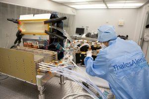 Thales Alenia Space proporcionará el transmisor en banda X para la misión surcoreana de observación terrestre KOMPSAT-7