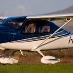El avión Tecnam P2010 certificada en Australia y Nueva Zelanda