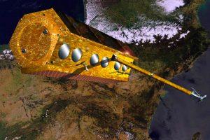 Cospedal preside el lanzamiento del satélite PAZ