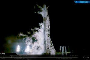 Todo listo para el lanzamiento del satélite PAZ