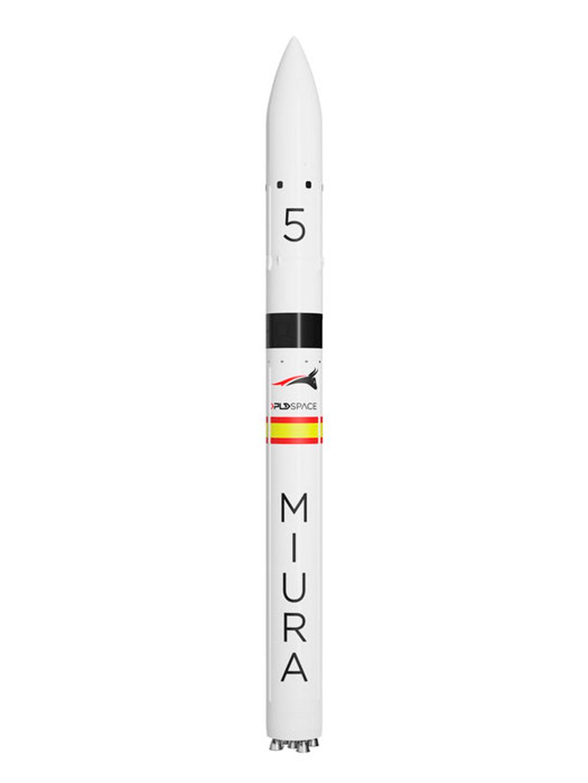 Lanzador Miura de PLD Space