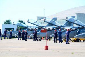 """Video: Finaliza el """"Ejercicio Integrador"""" de la Fuerza Aérea Argentina"""