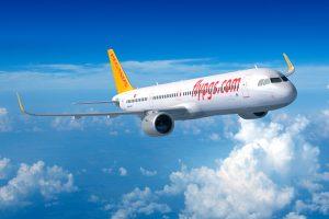 Pegasus Airlines encarga 25 aviones A321neo ACF