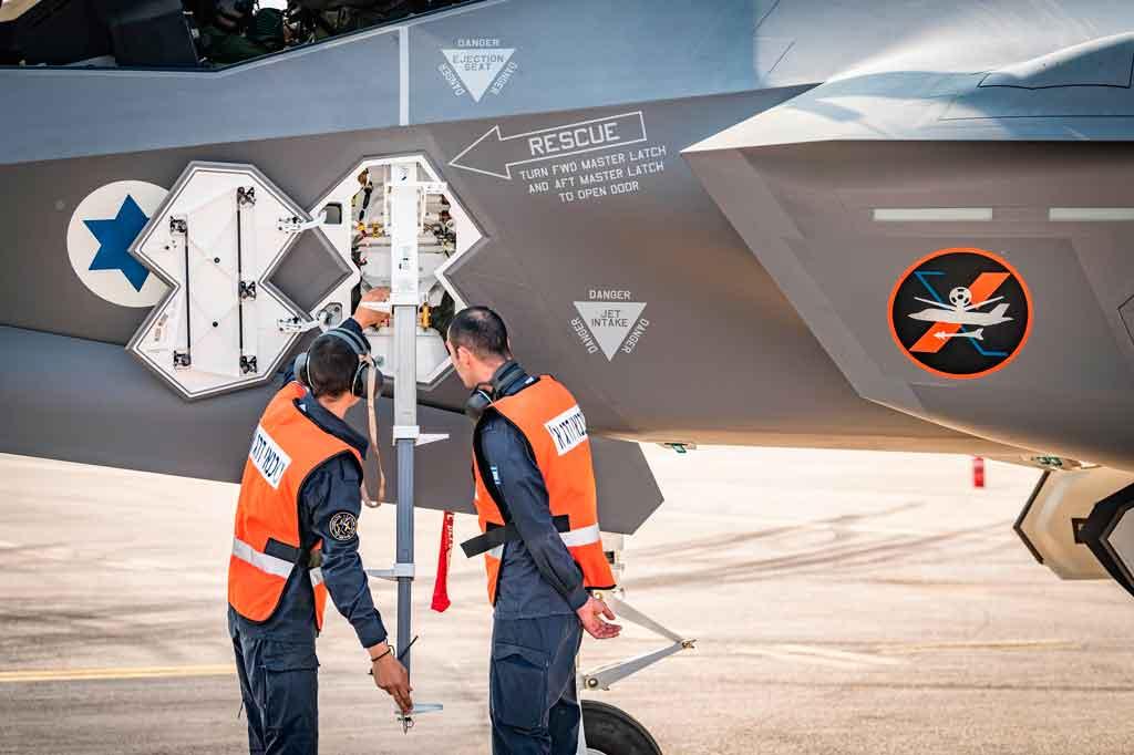 "F-35i ""Adir"""