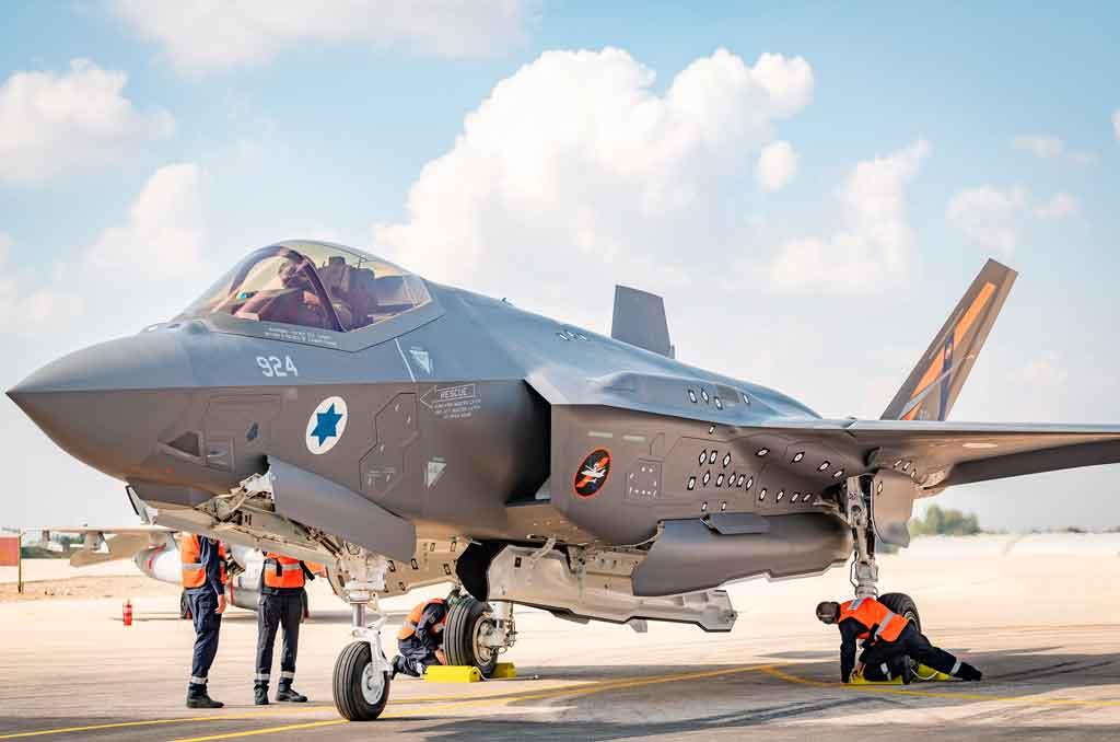 F-35i Adir, IAF