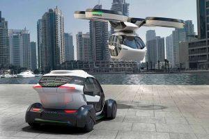 Airbus e Italdesign presentan un vehículo modular en el Salón del Automovil de Ginebra