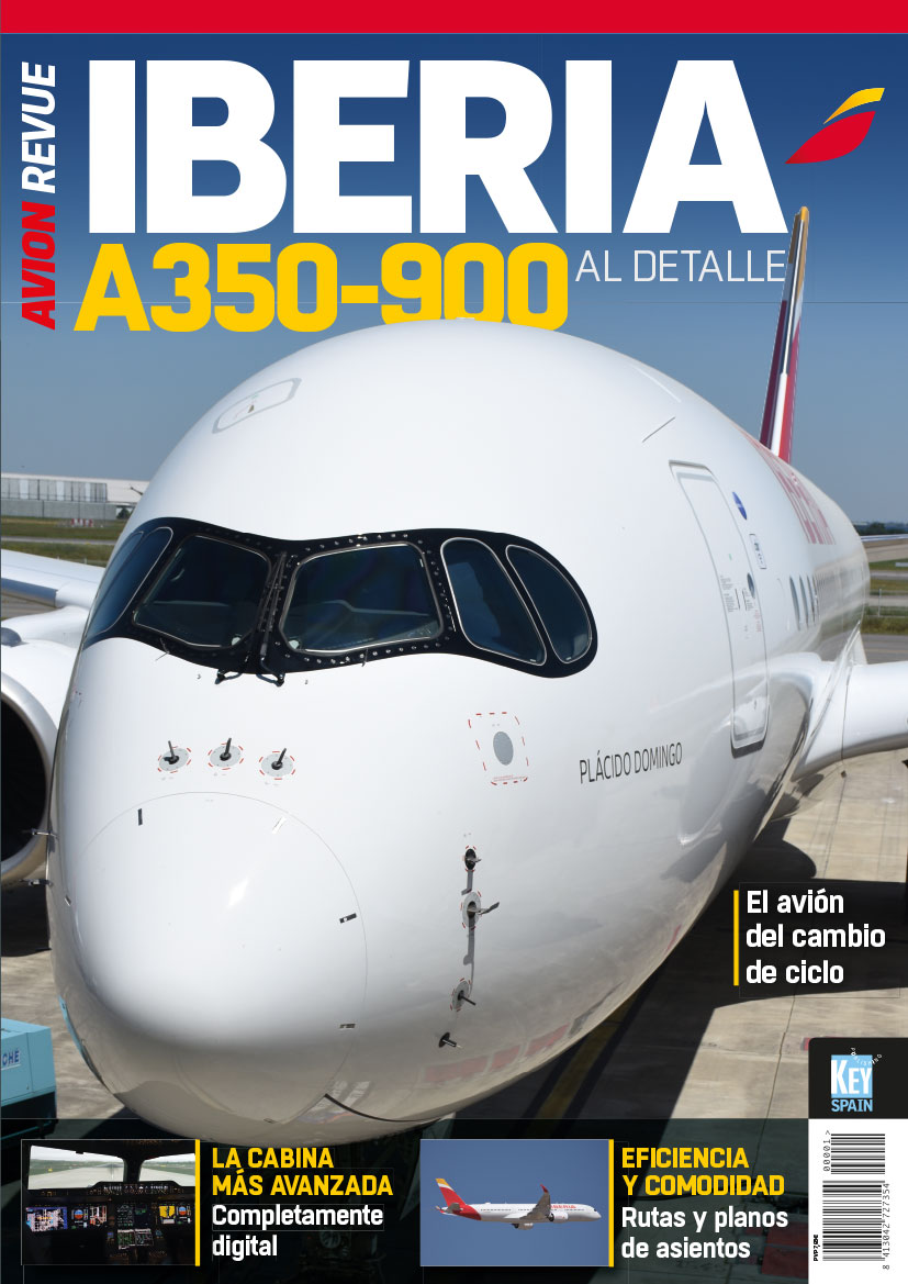 A350 Iberia