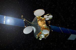 Lanzado con éxito el primer satélite de alta potencia totalmente eléctrico