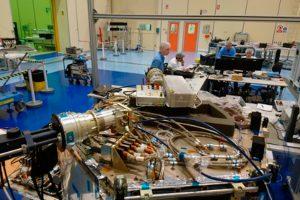 CHEOPS avanza con las pruebas de hardware de vuelo con código de control de la misión